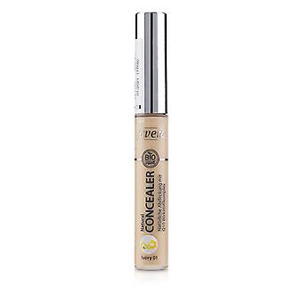 Lavera Natural Concealer con Q10-# 01 avorio-5.5 ml/0,19 once