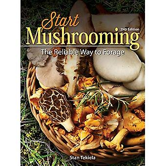 Start Mushrooming: The Foolproof Way to Forage