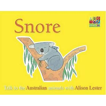 Snore by Alison Lester - 9780733330445 Book