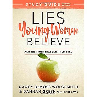 Lies Young Women Believe Study Guide by Nancy DeMoss Wolgemuth - 9780