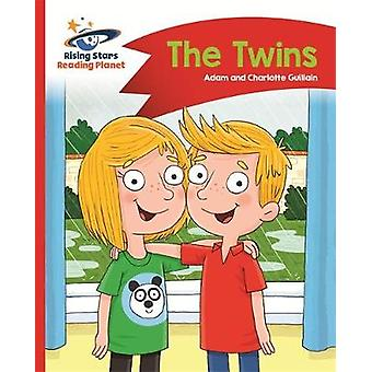 Reading Planet - The Twins - Red A - Comet Street Kids by Adam Guillai