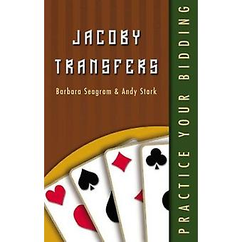 Jacoby Transfers by Barbara Seagram - Andy Stark - 9781894154857 Book