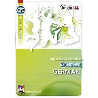 Brightred Study Guide CFE Higher German by Craig McCombie - 978190673