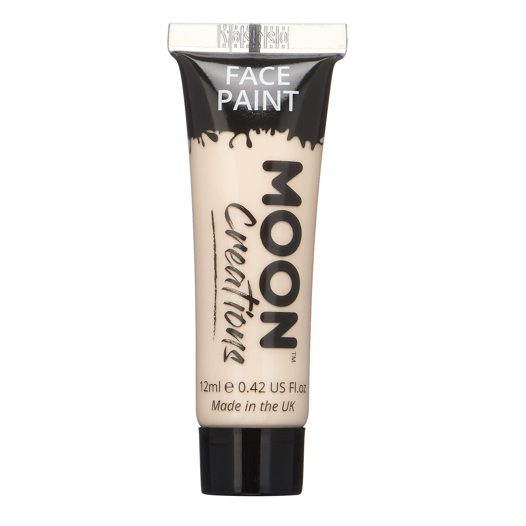 Face & Body Paint by Moon Creations - 12ml - Pale Skin