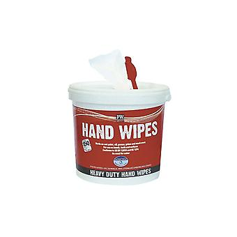 Portwest hand wipes (150 wipes) iw10