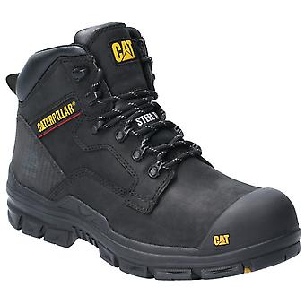 Caterpillar Mens Bearing Lace Up Safety Boot