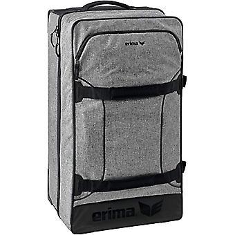 Erima Travel Trolley - Unisex - Chariot de voyage - Melange gris - L
