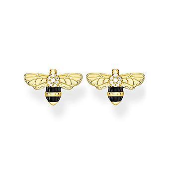 Thomas Sabo Silver Women's Stud Earrings 925 H2052-565-7