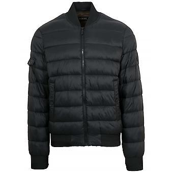 Lagerfeld Black Padded Jacket
