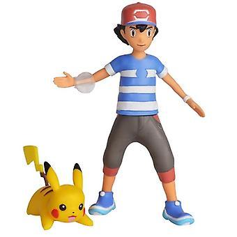 Pokémon, Ash en Pikachu-Battle figuren