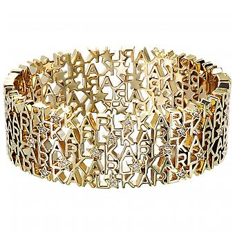 Karl Lagerfeld Women Brass Not available bracelet 5448310