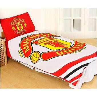 Manchester United FC Pulse Duvet Set