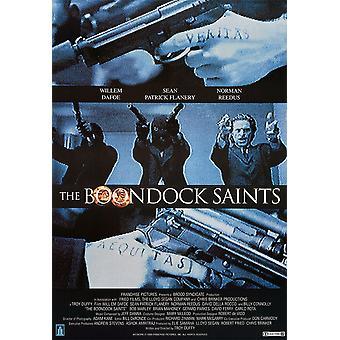Die Boondock Saints (Reprint) Nachdruck Poster