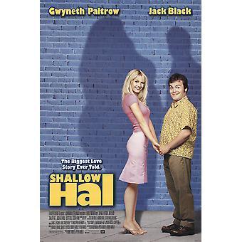 الضحلة هال (مزدوجة من جانب العادية) ملصق السينما الأصلي