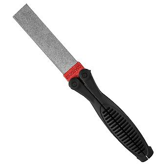 Lansky Diamond Sharpening Paddle, Coarse/Fine Grit, Red, Double Sided #FP-1260