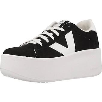 Victoria sport/schoenen 1102110 kleur zwart