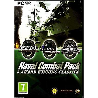 Naval Combat Pack 3 PC Game (Award Winning Classics)