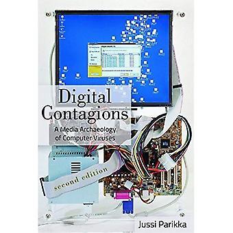 Digital smitte: En Media arkæologi computervirus (Digital formationer)