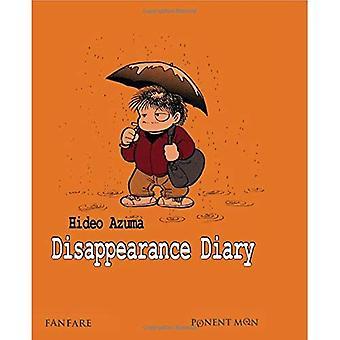Försvinnande dagbok
