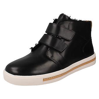 Ladies Clarks Ankel Boots un Maui mid