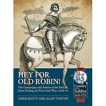 Hey for Old Robin by Alan Turton