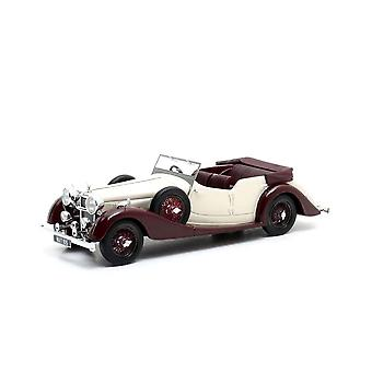 Alvis 3.4 Litre C and E Tourer (1938) Resin Model Car