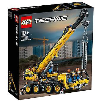 LEGO 42108 Technic mobiili nosturi teleskooppi varteen