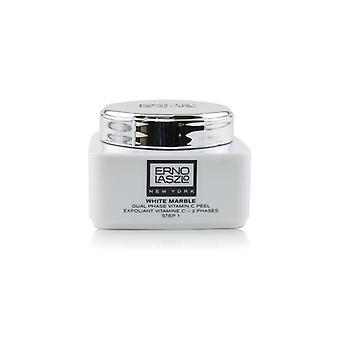 Erno Laszlo White Marble Dual Phase Vitamin C Peel (step 1 50ml/1.7oz + Step 2 20ml/0.7oz) - 2phases