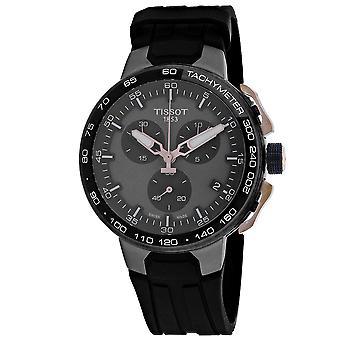 Tissot Men's Reloj de marcación gris - T1114173744107
