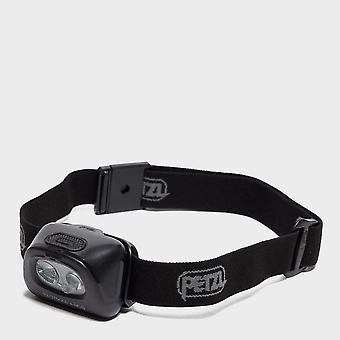 New Petzl Tactikka® + RGB Headlamp Black