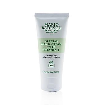 Mario Badescu Special Hand Cream med E-vitamin - For alle hudtyper 85g/3oz