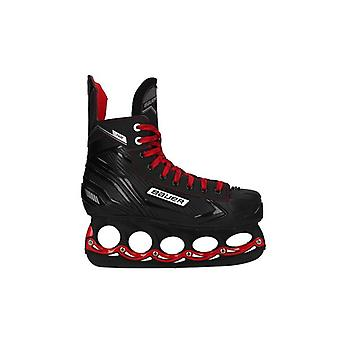 BAUER NS Skates Senior T-Blade FIRE RED EDITION