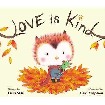 Kærlighed er venlig af Laura Sassi