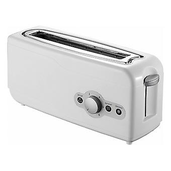 COMELEC TP1719 750W Weißer Toaster