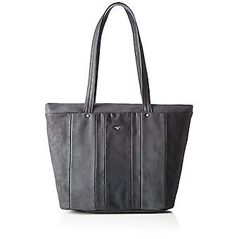 Tom Tailor Acc Cleo - Donna Schwarz shoulder bags 14x25x37 cm (L x H D)