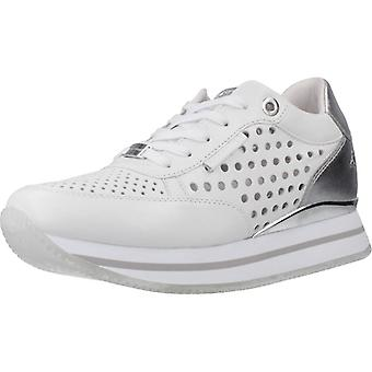 Apepazza Sport / Inner Running Color Silver Sneakers