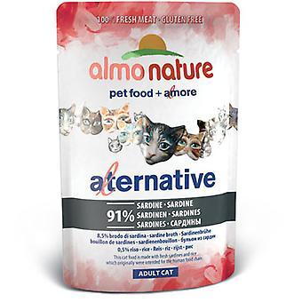 Almo nature Alternative (Cats , Cat Food , Wet Food)