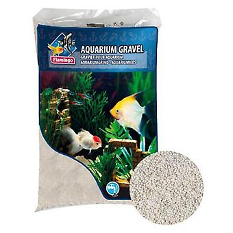 Flamingo Gravel Beach for Mini Marine Aquariums (Fish , Decoration , Gravel & sand)