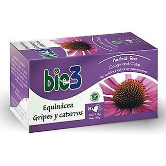 Bio3 Echinacea Gripes and Catarrh 1,5 gr 25 Bags