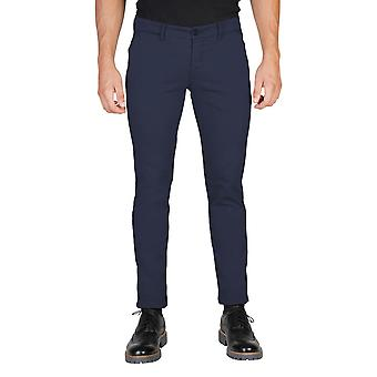 Oxford University Original Men All Year Trouser - Blue Color 55840