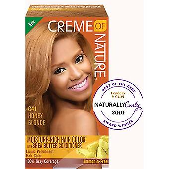 Creme of Nature Moisture-Rich Hair Colour Honey Blonde C41