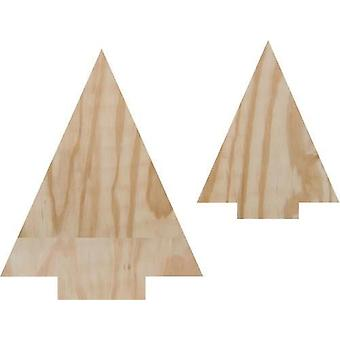 Pronty Deco Wood Bomen 422.902.017 350x280, 250x200mm