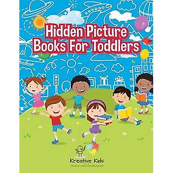 Hidden Picture Books For Toddlers by Kreative Kids