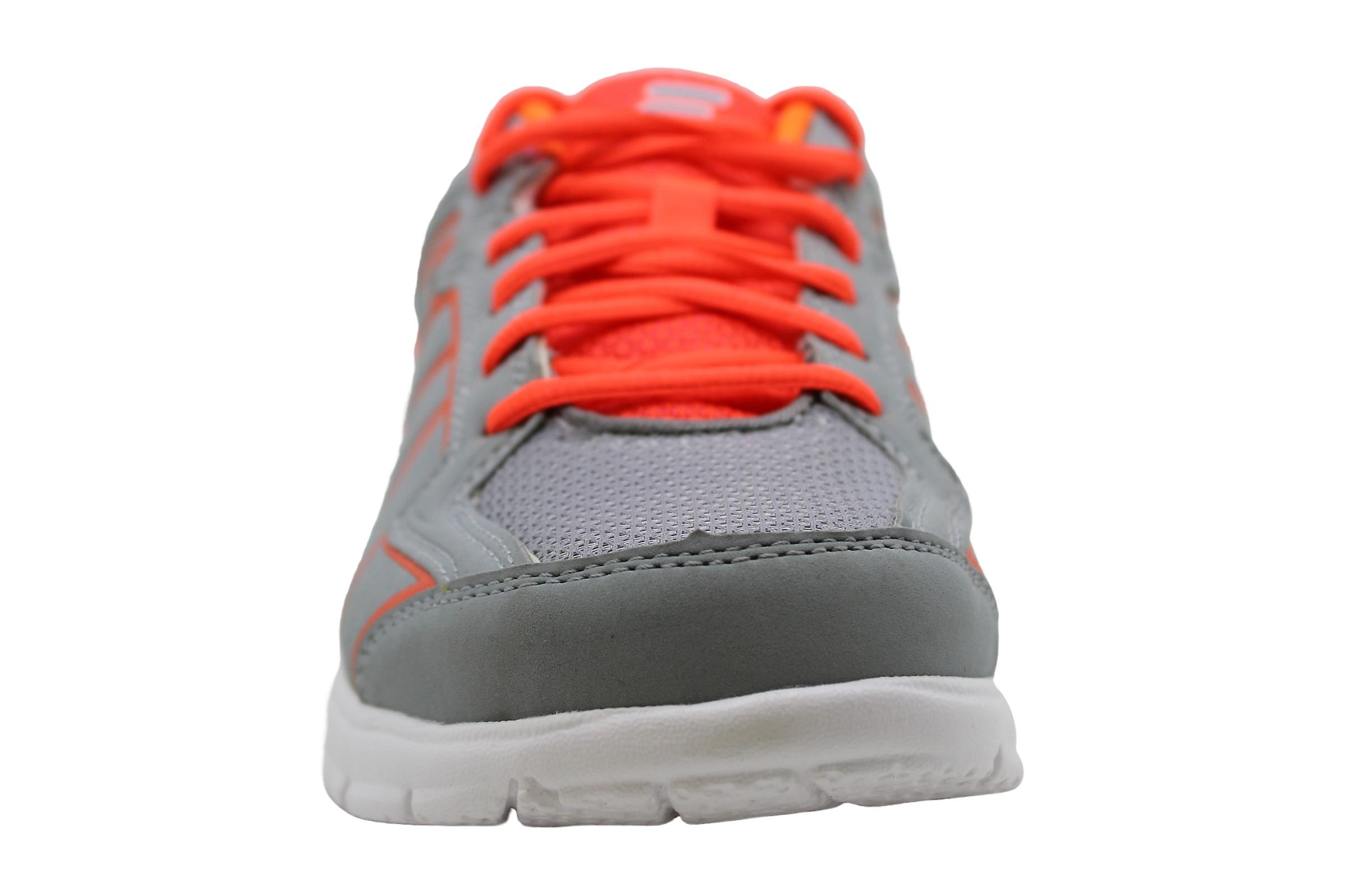 Fila Womens Escalight Low Top Lace Up Running Sneaker