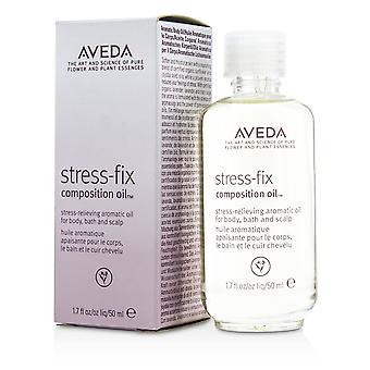 Stress fix composition oil 190706 50ml/1.7oz