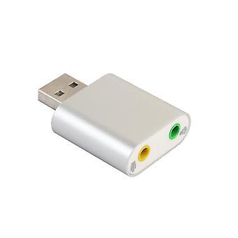 Externe USB-geluidskaart