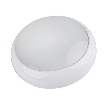 LED 18W IP65 Emergency Bulkhead Light - Motion Sensor Non-Maintained 3hr Backup