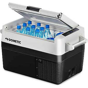 dometic cff 35 portable compressor cool box & freezer 30l electric cooler