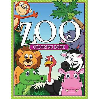 Zoo Coloring Book by Publishing LLC & Speedy