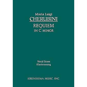 Requiem in C minor Vocal score by Cherubini & Luigi